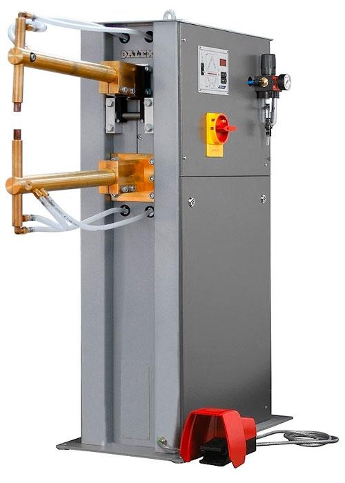 Стацинарная машина для точечной сварки DALEX SL 204
